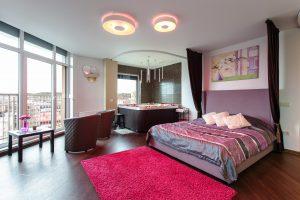 Квартира с джакузи в Вильню